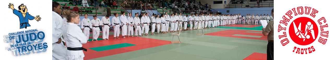 Challenge National de Judo de la Ville de Troyes